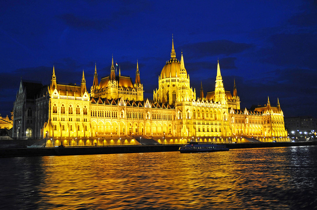 Budapešť Foto: Flickr.com/ Dennis Jarvis