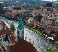 Český Krumlov vybral od zájezdových autobusů přes 13 milionů Kč