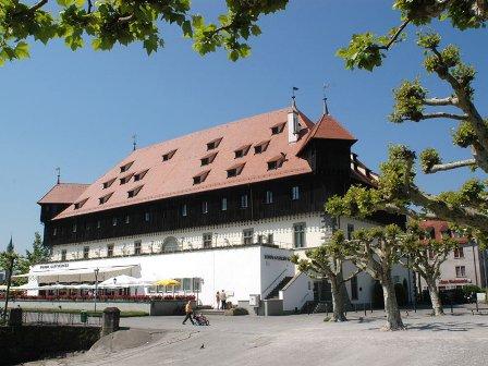 Budova Kostnického koncilu, Foto: Tourist Information Konstanz