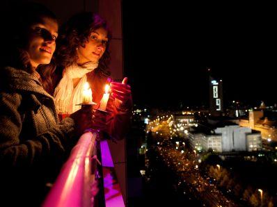 Oslavy světla, Foto: Dirk Brzoska