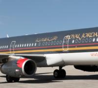 Letecká společnost Royal Jordanian mezi 20 nejbezpečnějšími aeroliniemi světa