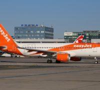 Aerolinky easyJet budou od listopadu létat z Prahy do Ženevy