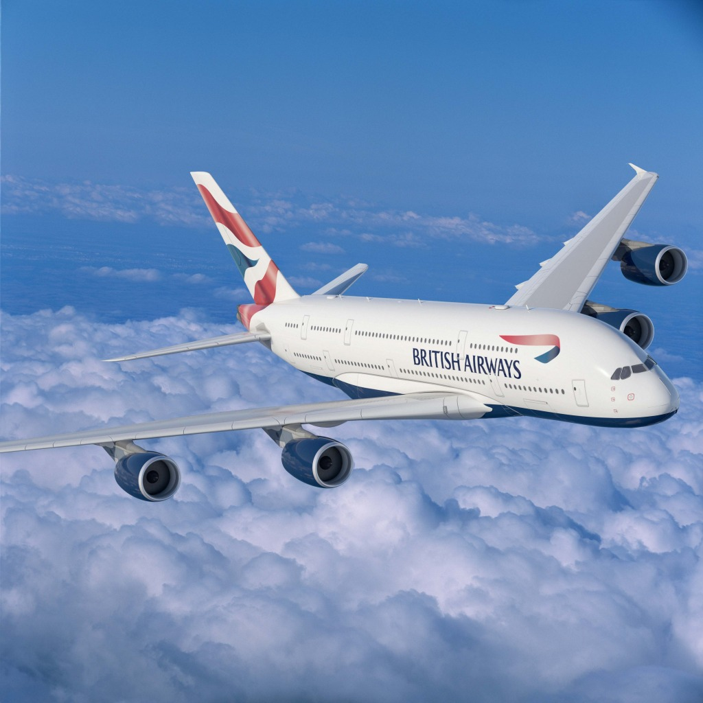 Zdroj: British Airways