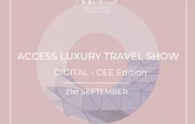 ACCESS Luxury Travel Show v digitálním formátu