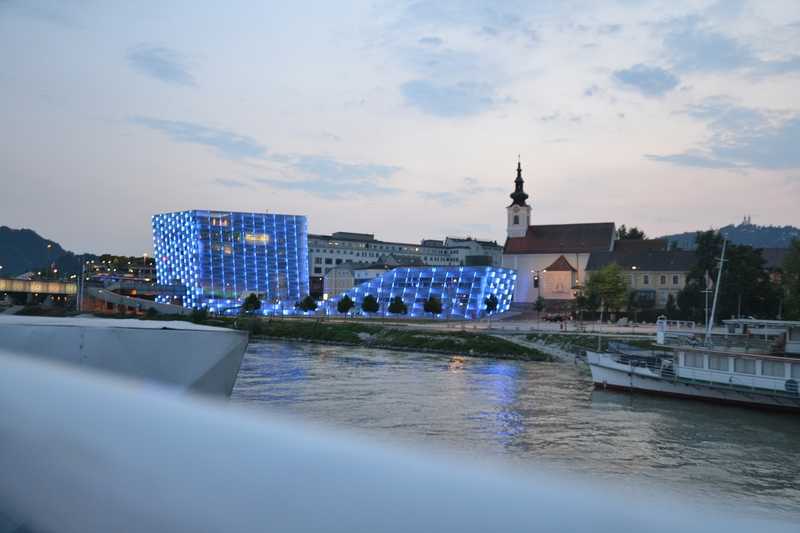 AEC Donau Foto: Linz©linztourismus