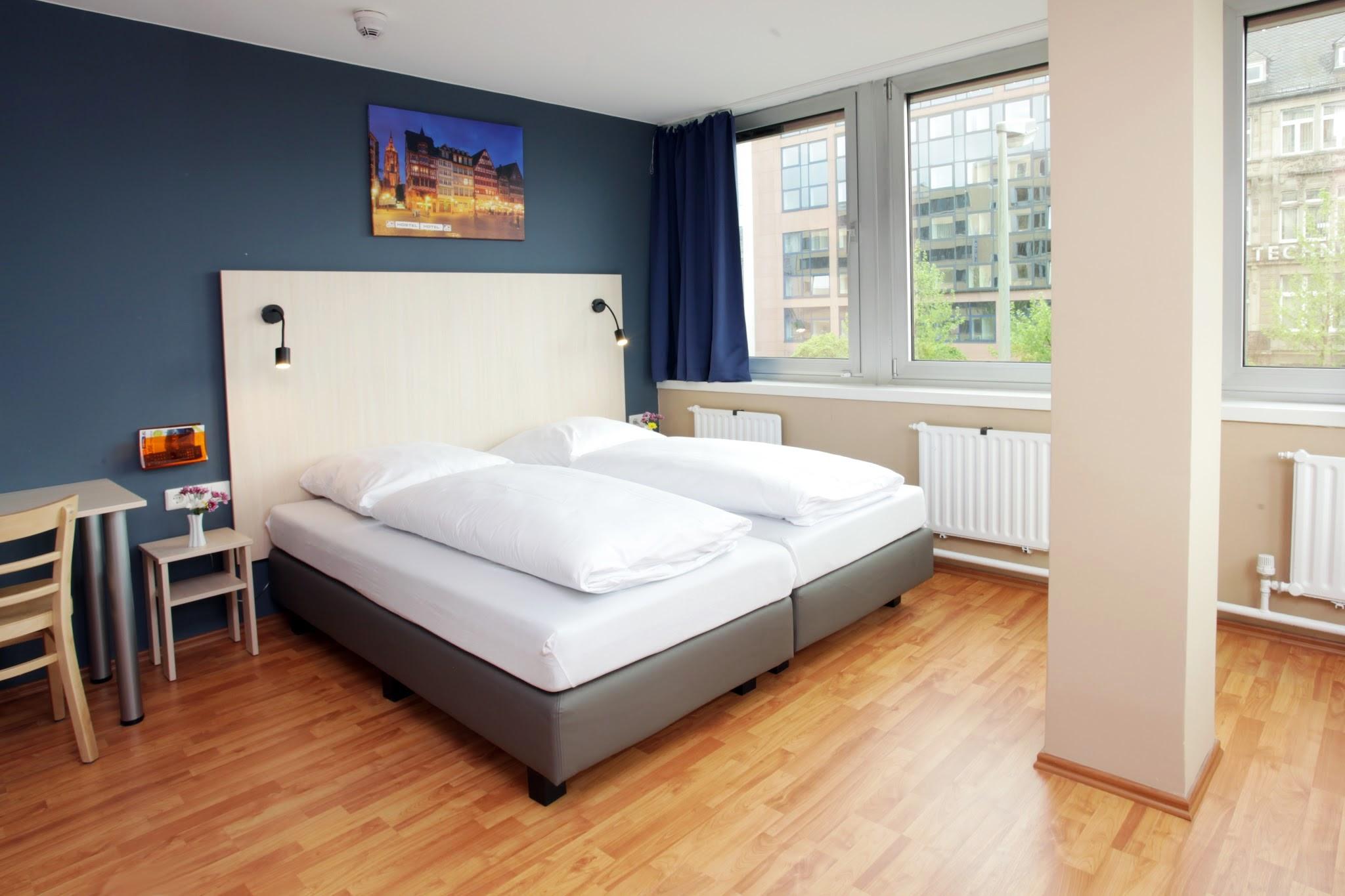 A&O Double room