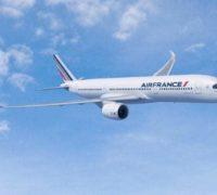 Společnost Air France převzala svůj první Airbus A350