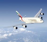 Airbus A380, Foto: Emirates