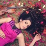 Houslová virtuoska Aisha Syed Castro z Dominikánské republiky vystoupí v Praze