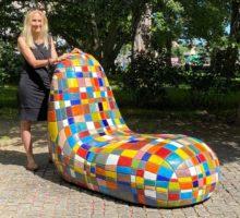 Sochařský festival Sculpture Line se nastěhoval do Prahy