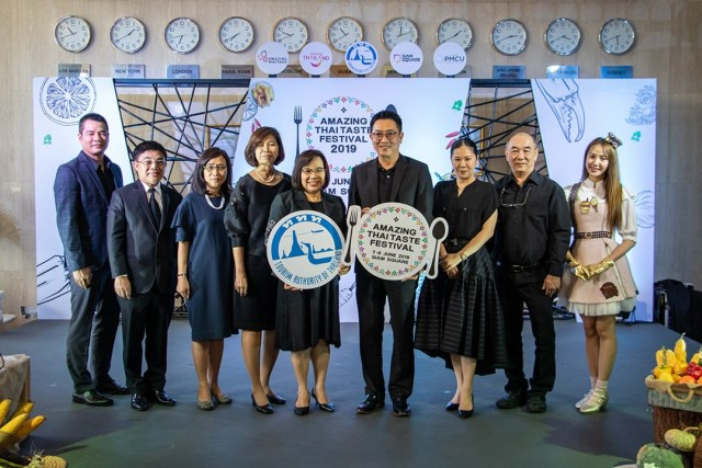 Amazing Thai Taste Festival 2019 encourages all to just say 'no' to plastic