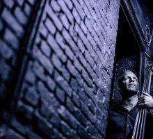 Portrait of Avishai Cohen. Photo: Andreas Terlaak