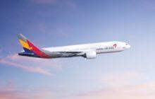 Asiana Airlines zachová letecké spojení mezi Frankfurtem a Soulem