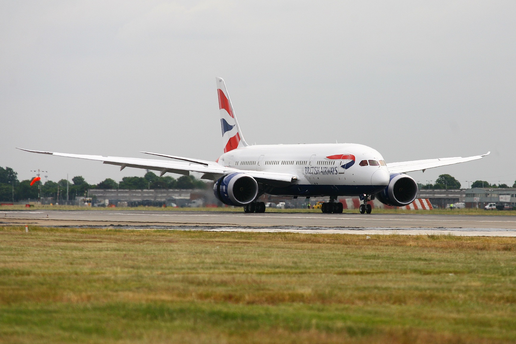 Boeing 787 Dreamliner Zdroj: British Airways