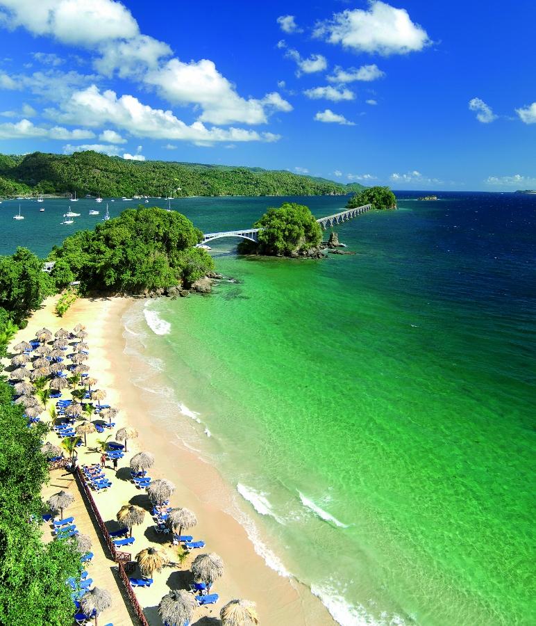Bahía de Samaná Zdroj: Národní turistický úřad Dominikánské republiky