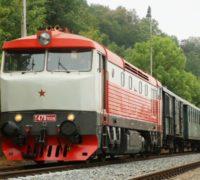 Historický vlak Českých drah připomene první příjezd T. G. Masaryka do Lán