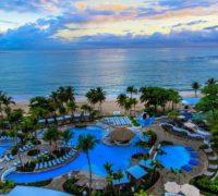 Hotely na Portoriku přijímají rezervace