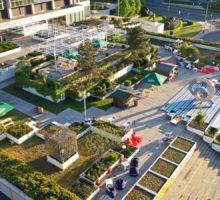 Hotel Hilton Prague otevírá Beer Garden Karlín