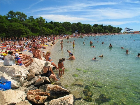 Biograd na Moru Foto: Croatia.hr/Boris Kragić