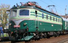 """Elektrická lokomotiva řady 140, zvaná """"Bobina"""". Vyráběla ji Škoda Plzeň v letech 1953–1958. Foto: České dráhy"""