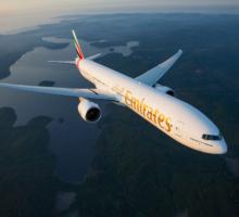 Společnost Emirates bude na trase Praha–Dubaj létat třikrát týdně