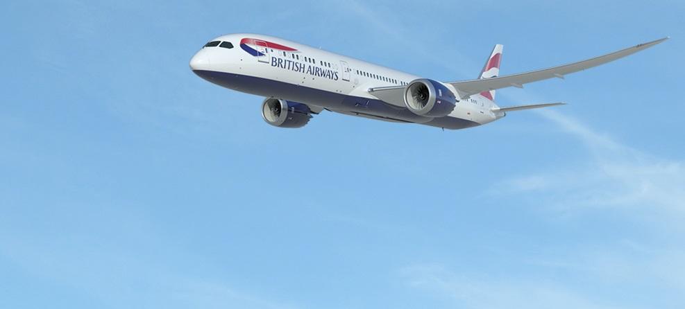 Boeing 787-9 Dreamliner, Foto: British Airways