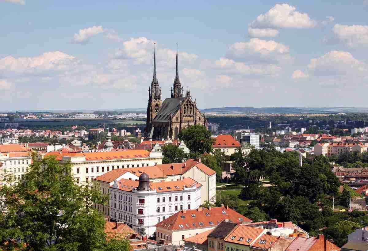 Brno Foto: Shutterstock.com