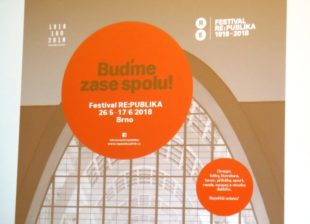 Jeďte do Brna – oslava století, festival RE:PUBLIKA, začíná