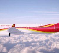 Hainan Airlines zavádějí leteckou linku Šen-čen–Tel Aviv