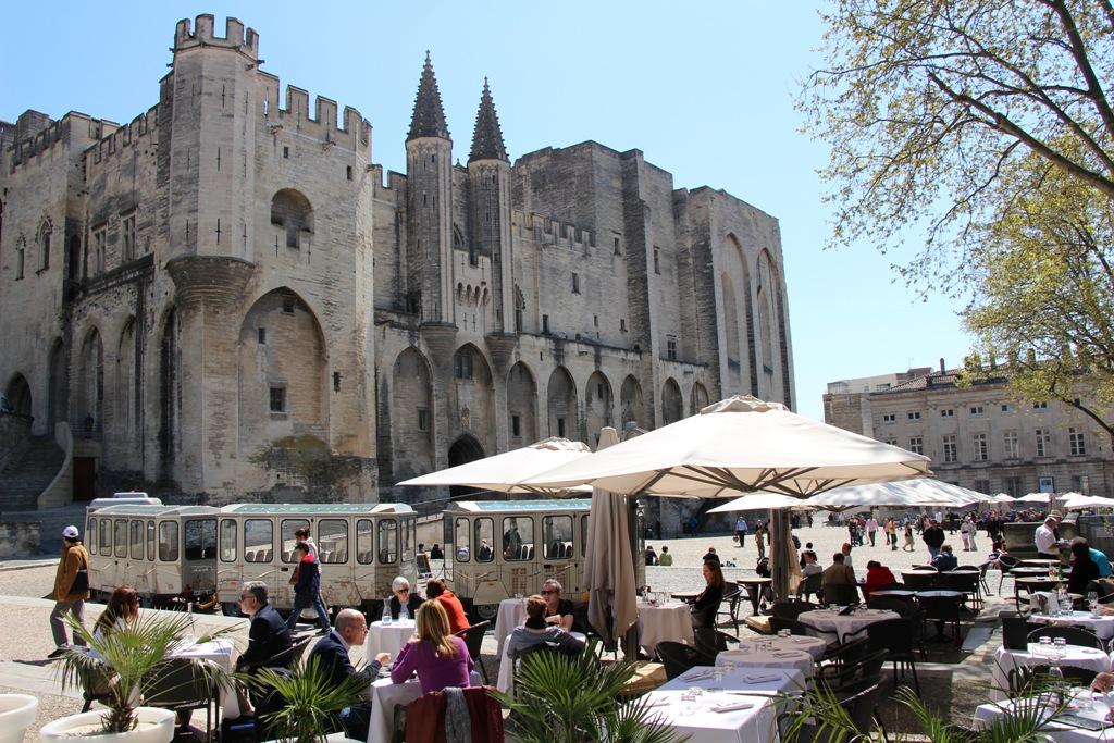 Avignon, Foto: C. P. Bar