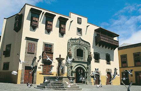 Casa de Colón Foto: www.grancanaria.com