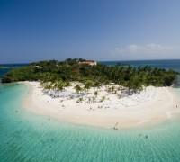 Cayo Levantado, Foto: Národní turistický úřad Dominikánské republiky