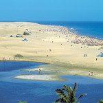 Pláže na Gran Canarii pro fajnšmekry i nudisty