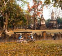 Si Satchanalai Historical Park, Sukhothai, Foto: TAT