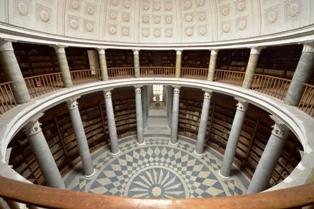 Knihovna, Foto: archiv NZM Kačina