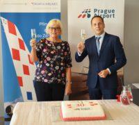 Croatia Airlines slaví 30 let od svého založení