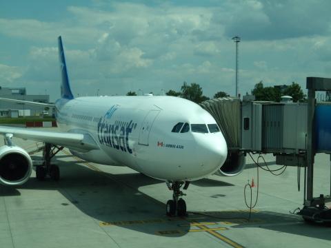 Velkokapacitní letoun Airbus A330 přistál v Praze