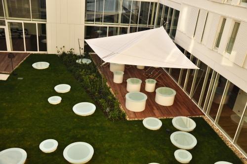 Hotel Bellevue v Malém Lošinji Foto: Lucie Poštolková