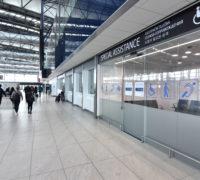 Letiště Praha otevírá novou čekárnu pro zdravotně znevýhodněné cestující