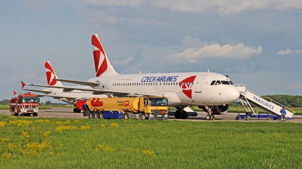 Foto: archiv Letiště Pardubice