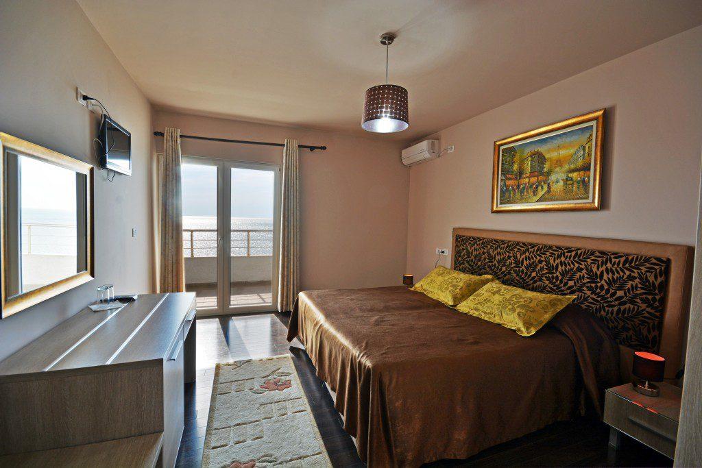 Náš pokoj s výhledem na moře. Foto: Jan Mottl/Quality Travel