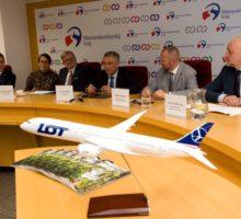 Zmošnovského letiště bude létat pravidelná linka do Varšavy