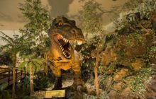 Dinosaurs take families off Thailand's beaten track into Isan