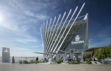 Společnost Emirates poodhalila budoucí podobu svého pavilonu na Expo 2020 Dubaj