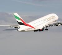 Emirates A380, Foto: archiv firmy