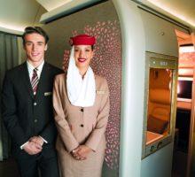 Společnost Emirates hledá nové členy palubního personálu v Plzni a Olomouci