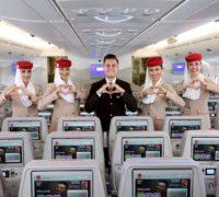 Společnost Emirates počtrnácté oceněna na Skytrax World Airline Awards 2018