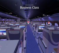 Emirates představuje interiéry letadel pomocí virtuální reality