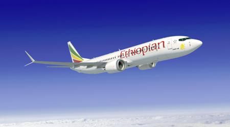 Zdroj: Etiopian Airlines