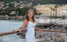 Chorvatská Opatija hostila hvězdu seriálu Kriminálka Miami Evu LaRue